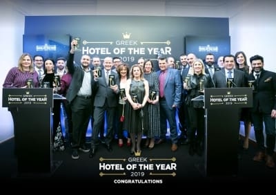 GREEK HOTEL OF THE YEAR - CEREMONY