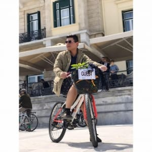 4ο Tweed Run at Spetses by BARBOUR